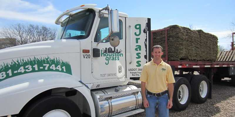 How Much Does a Pallet of Sod Weigh - Houston Grass