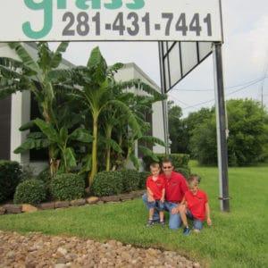 Houston Grass office in Arcola Texas